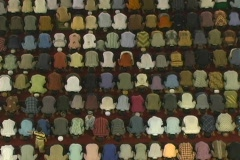 Muslim Prayers 34 Stock Footage