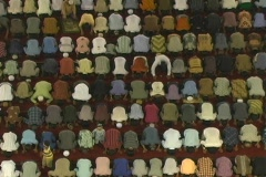 Muslim Prayers 33 Stock Footage
