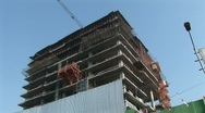 Stock Video Footage of Construction in Mumbai