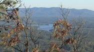 Stock Video Footage of Lake James, North Carolina 04