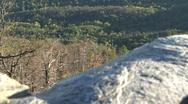 Stock Video Footage of Lush Green Hills Of North Carolina