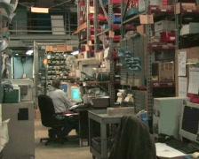 Warehouse Office Arkistovideo