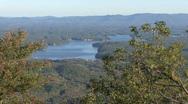 Stock Video Footage of Lake James, North Carolina 02