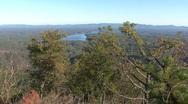 Stock Video Footage of Lake James, North Carolina 01
