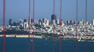 San Francisco, California Stock Footage
