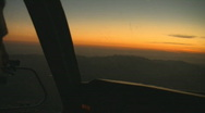 Stock Video Footage of PILOT OTS RIGHT-EYE