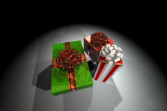 GiftsE 20 Stock Footage