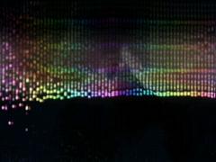 Audio Drips Stock Footage