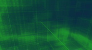 3D futuristic spreadsheet Stock Footage