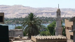 The Nile River Egypt Stock Footage