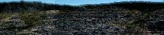 Lava-Fields Stock Footage