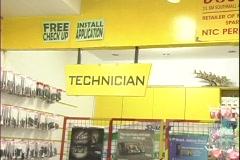Technician Stock Footage