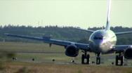Jet Plane Stock Footage