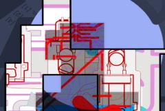 Mondrian Mix 5 Stock Footage