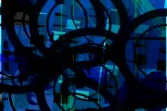 Mondrian Mix 1 - stock footage