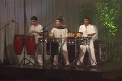 Latino Band Stock Footage