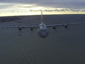 C130a Stock Footage