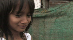Cambodia: Children of the Slums - stock footage