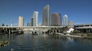 Tampa Sunshine Stock Footage