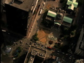 Downtown aerial of Vancouver  Stock Footage