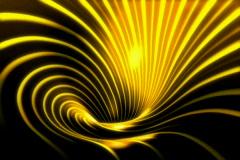 Golden-Spiral 2 Stock Footage