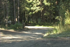 Truck On Mountain Road Stock Footage
