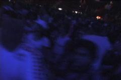 Concert Walkthrough - stock footage