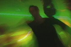 Dancer - stock footage
