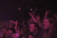 Fun Rock Crowd - stock footage
