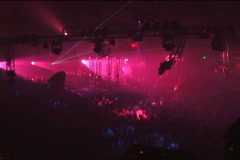 Stock Video Footage of Awesome Party