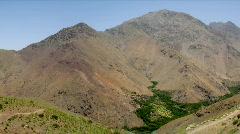 Pan High Atlas Morocco 04 Stock Footage