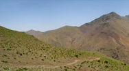 Stock Video Footage of pan High Atlas Morocco 04