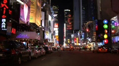 New york streets Stock Footage