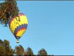 baloon 1 - stock footage