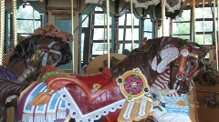 Stock Video Footage of Carrousel 3