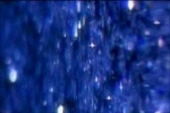 Diamond-Dust-Blue Stock Footage