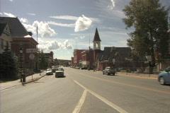 Leadville  Colorado Street Stock Footage