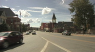 Leadville  Colorado Street Stock Footage