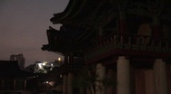 Stock Video Footage of Temple drum, South Korea
