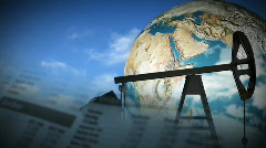 Global Background 14 - stock footage