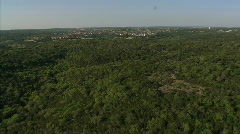 Atlanta Aerials - stock footage