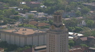 Stock Video Footage of Austin Texas Aerials