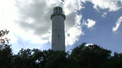Sulphur springs tower-2 Stock Footage
