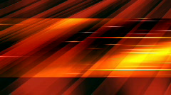 Light wisps over red background Stock Footage