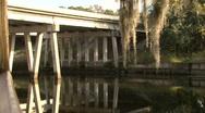 Sulphur springs tower-40 Stock Footage
