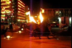 Fire Breathing Metal Dragon Stock Footage