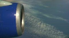 Jet Engine Stock Footage