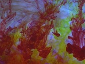 Stock Video Footage of Ink and Water 10