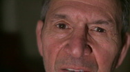 Man in His 60's (6 of 7) Stock Footage