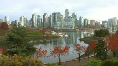 vancouver-08 - stock footage